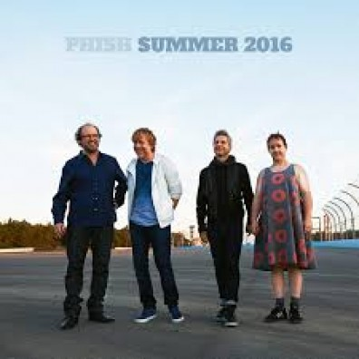 2 Tickets - GA and CD of Show - Phish - San Francisco - July 19