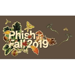 2 GA Floor or Rsvd Tickets  & CD of show - Phish - December 1, 2019 - Uniondale (Nassau)