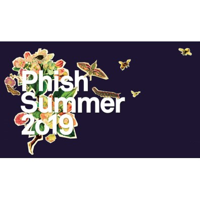 2 Reserved Field or Stands & CD of show - Phish - July 5, 2019 - Fenway