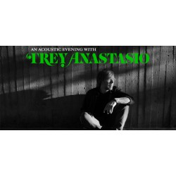Trey Anastasio Solo Acoustic FRONT ROW Tickets - March 11, Portsmouth, NH